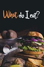 What Do I Eat?: Week journal (MealPlanner)