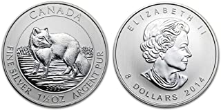 silver fox coin