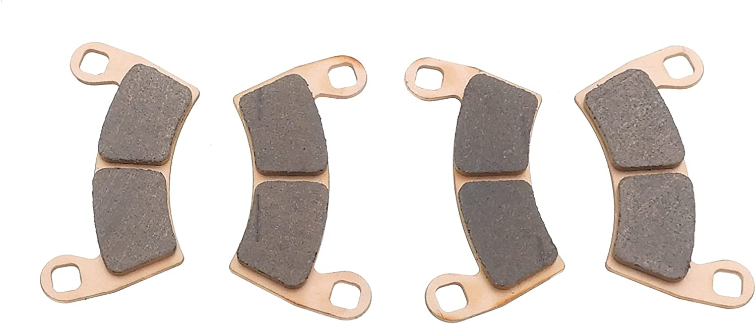 Race Driven SEAL limited product Severe Duty Front latest Brake Pads Diesel for Rang Polaris