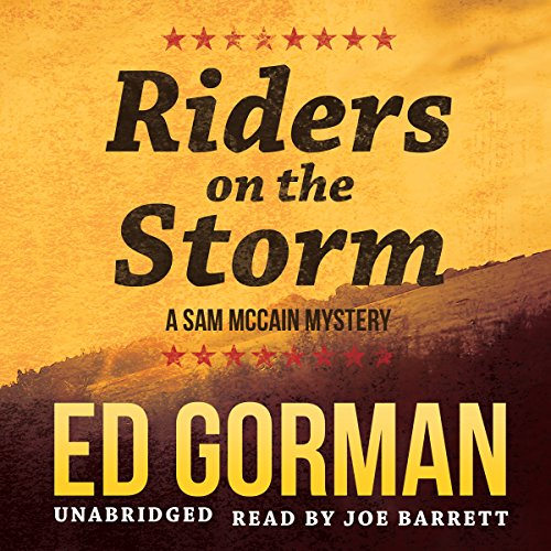 Riders on the Storm audiobook cover art