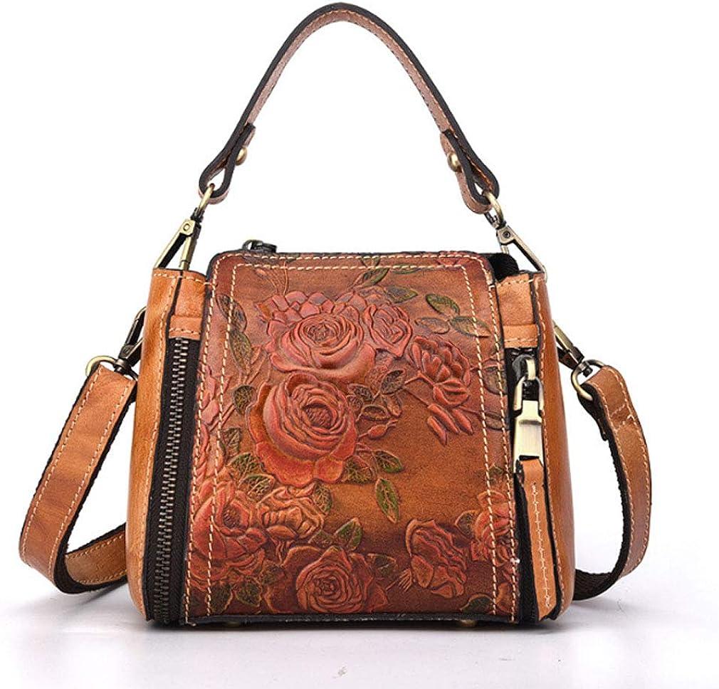 Small Cross Body Tote Purse Handbag for Women Natural Skin Luxury Ladies...