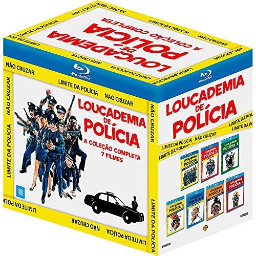 Loucademia de Polícia - A Coleção Completa