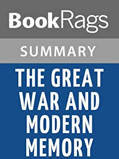 Best the great war and modern memory chapter summary Reviews