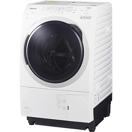 パナソニック ななめドラム洗濯乾燥機 10kg 左開き クリスタルホワイト NA-VX300BL-W