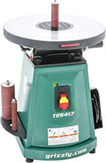 Grizzly T26417 1/2 HP Benchtop Oscillating Sander