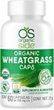 WHEATGRASS ORGANICO 60 CAPSULAS