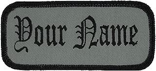 Best shop shirt name patches Reviews