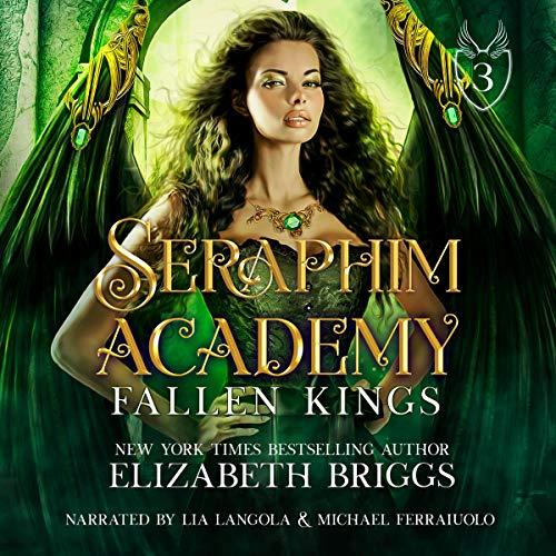 Seraphim Academy 3: Fallen Kings cover art