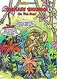 Shikari Shambu On The Run (Vol-6) : Tinkle Collection (English Edition)