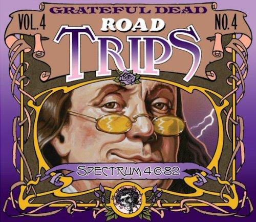 Road Trips, Vol. 4, No. 4, Spectrum 4-6-82