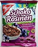 Snack G&G Dragee Schoko Rosinen 200g -