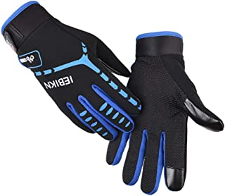 Sponsored Ad - Max5 Cycling Gloves Biking Gloves Mountain Bike Gloves MTB Bicycle Dirt Bike Gloves Full Finger Touch Scree...