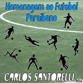 Homenagem ao Futebol Paraibano