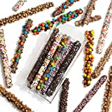 Bonnie and Pop - Chocolate Covered Pretzels- for Holiday Gifts, Christmas, Corporate, Men, Women, Family and Birthday