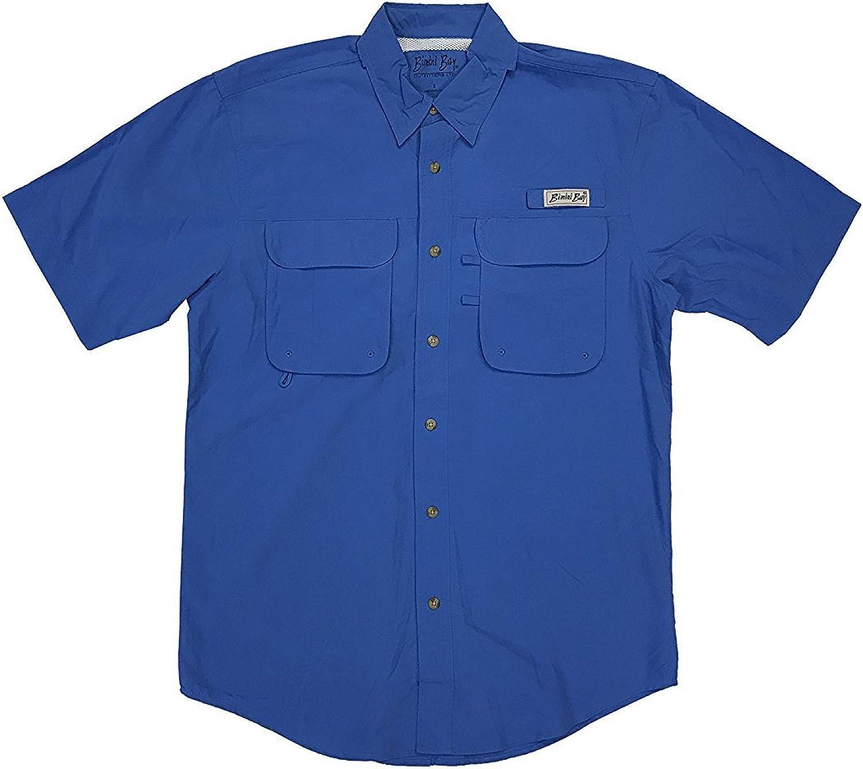 Bimini Bay Outfitters Men's Flats Ranking TOP20 Shirt New Shipping Free Quick III Dri