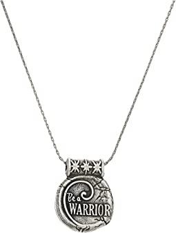 Alex and Ani - Wrinkle In Time - Be A Warrior Expandable Necklace