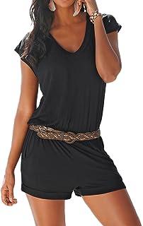 b26218fd83a8b6 Amazon.fr : L - Combinaisons et combishorts / Femme : Vêtements