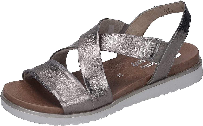 Remonte Damen Schuhe Damen-Schnürer G beige Leder NEU