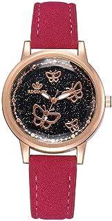 Wristband Women's Wrist Watches Ladies Series Girls Watch Female for Women Exquisite Butterfly Quartz Watch Female Star Ai...
