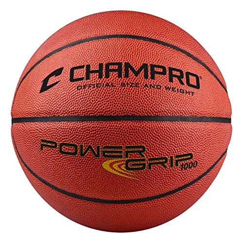 Learn More About CHAMPRO Power Grip 1000 Basketball