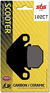 Cyleto Vorne Bremsbel/äge f/ür PEUGEOT Kisbee 50 RS50 2T//4T 2010-2020 Kisbee 100 4T 2012-2015 Speedfight 50 1//2 1997-2008 Vivacity 2 50cc 2008-2011