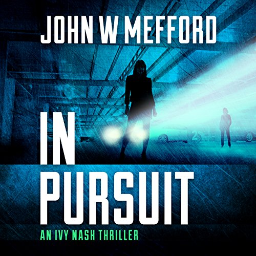IN Pursuit audiobook cover art