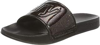 Superdry Damen Pool Slide Sandal