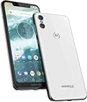 "Smartphone, Motorola, Motorola One, XT1941-3, 64 GB, 5.9"", Branco"
