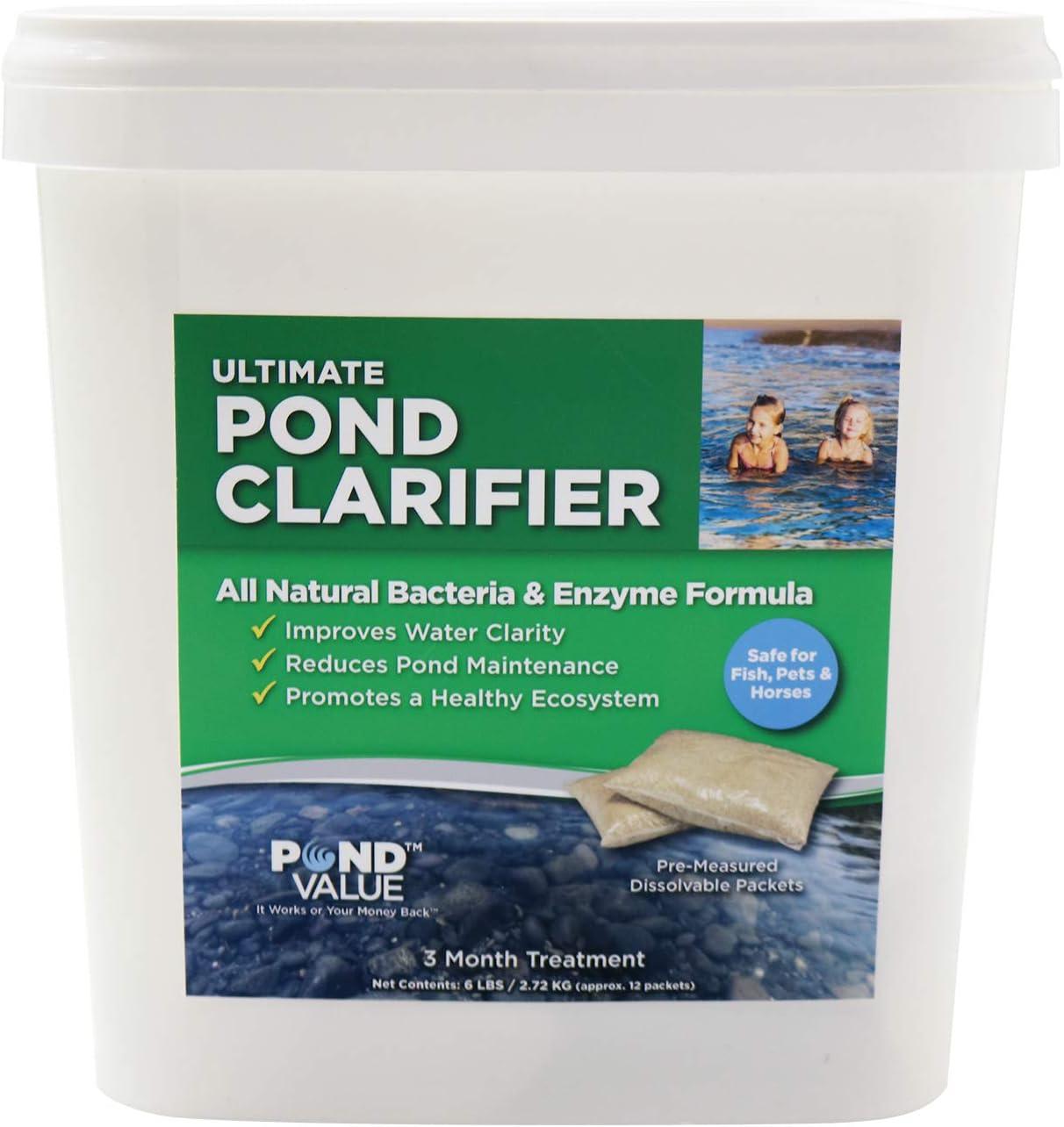 Ranking TOP8 PondValue Ultimate Pond Clarifier Outlet SALE