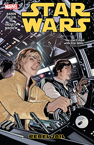 Star Wars Vol. 3: Rebel Jail (Star Wars (2015-2019)) (English Edition)