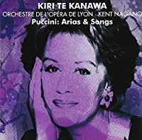 Arias & Songs by G. Puccini (2009-01-27)