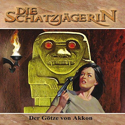 Der Götze von Akkon audiobook cover art