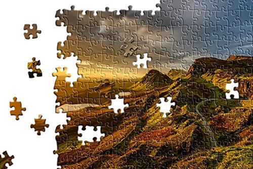 hansepuzzle 'Vero-Print' mit eigenem Foto, 1000 Teile selber gestalten, in hochwertiger, individueller Kartonbox, Puzzle-Teile in wiederverschliessbarem Beutel
