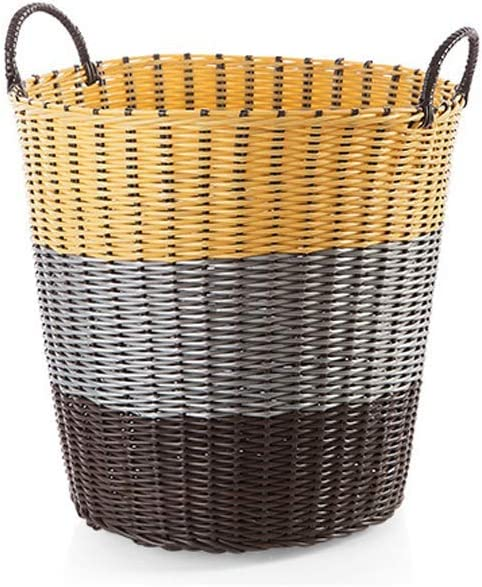 WLJBD Large Capacity Laundry Easy-to-use Basket, Storage Bas service Clothes Dirty