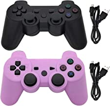Ceozon PS3 Controller Wireless Playstation 3 Controller Bluetooth Gamepad for Playstation 3 Remote Joystick with Charging ... photo