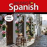 365 Days to Spanish 2021 Wall ...
