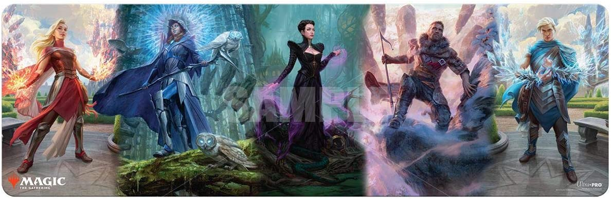 Strixhaven Free shipping / New 8ft Table Nippon regular agency Playmat Magic: for Gathering The