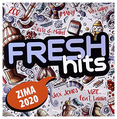 Fresh Hits Zima 2020 [2CD]