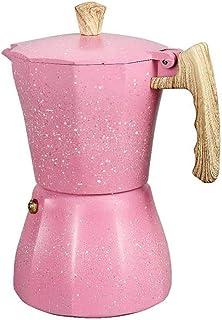 Amazon.es: cafetera color rosa