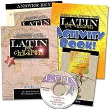Latin for Children A Bundle