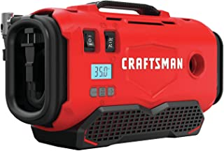 CRAFTSMAN V20 Inflator, Tool Only (CMCE520B)