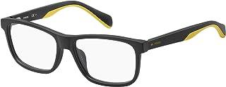 نظارات فوسل 7046 0003 أسود مطفي / عدسات تجريبية 0