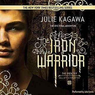 The Iron Warrior audiobook cover art