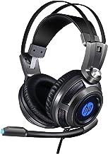 HEADSET GAMER HP, CHUMBRO COM ILUMINAÇÃO STEREO 1 P2+USB - H200 8AA03AA#ABM