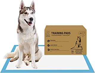 """furpawz XL Fresh Scent Puppy Dog Training Pads, 6-Layer Protection, (70ct- 34""""x28"""")"""