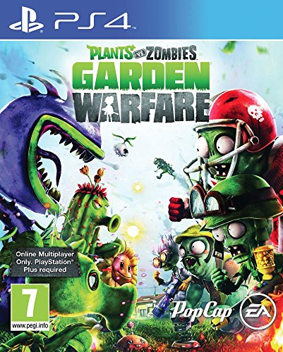 Electronic Arts Plants vs Zombies: Garden Warfare, PS4
