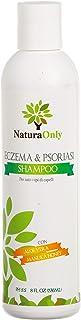 CHAMPÚ ECZEMA Y PSORIASIS - Natura Only - Limpia, calma y restaura el cabello y el cuero cabelludo de forma natural. Ideal para psoriasis y dermatitis atópica.