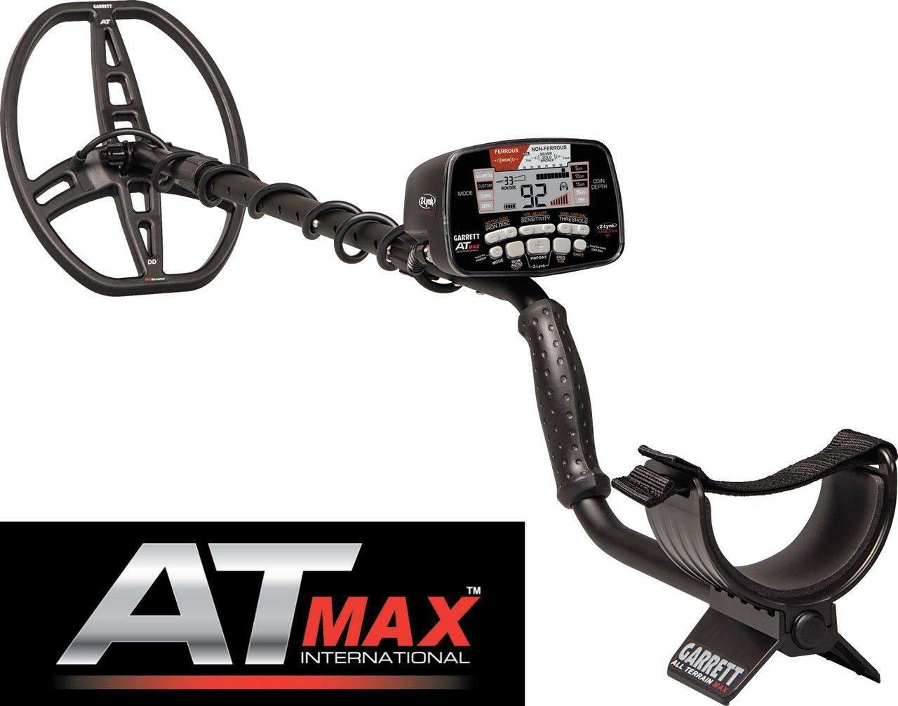 GarreTT AT MAX - Detector de metales: Amazon.es: Bricolaje y herramientas