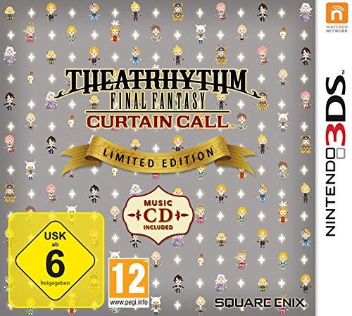 Theatrhythm Final Fantasy Curtain Call (Limited Edition)