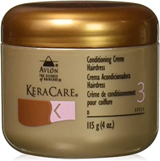 Keracare Conditioning Creme Hairdress - 4 Oz